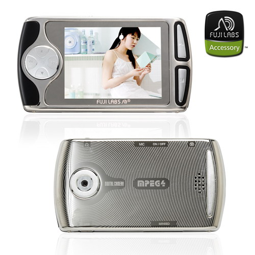 Fuji Labs 2GB 2.4-inch Multimedia Player