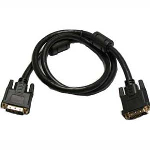 Fuji Labs DVI-D Dual Link Male to Male with Ferrite Core