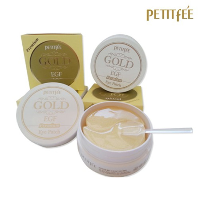 [Petitfee] Premium GOLD & EGF Eye Patch (MOQ 18ea)