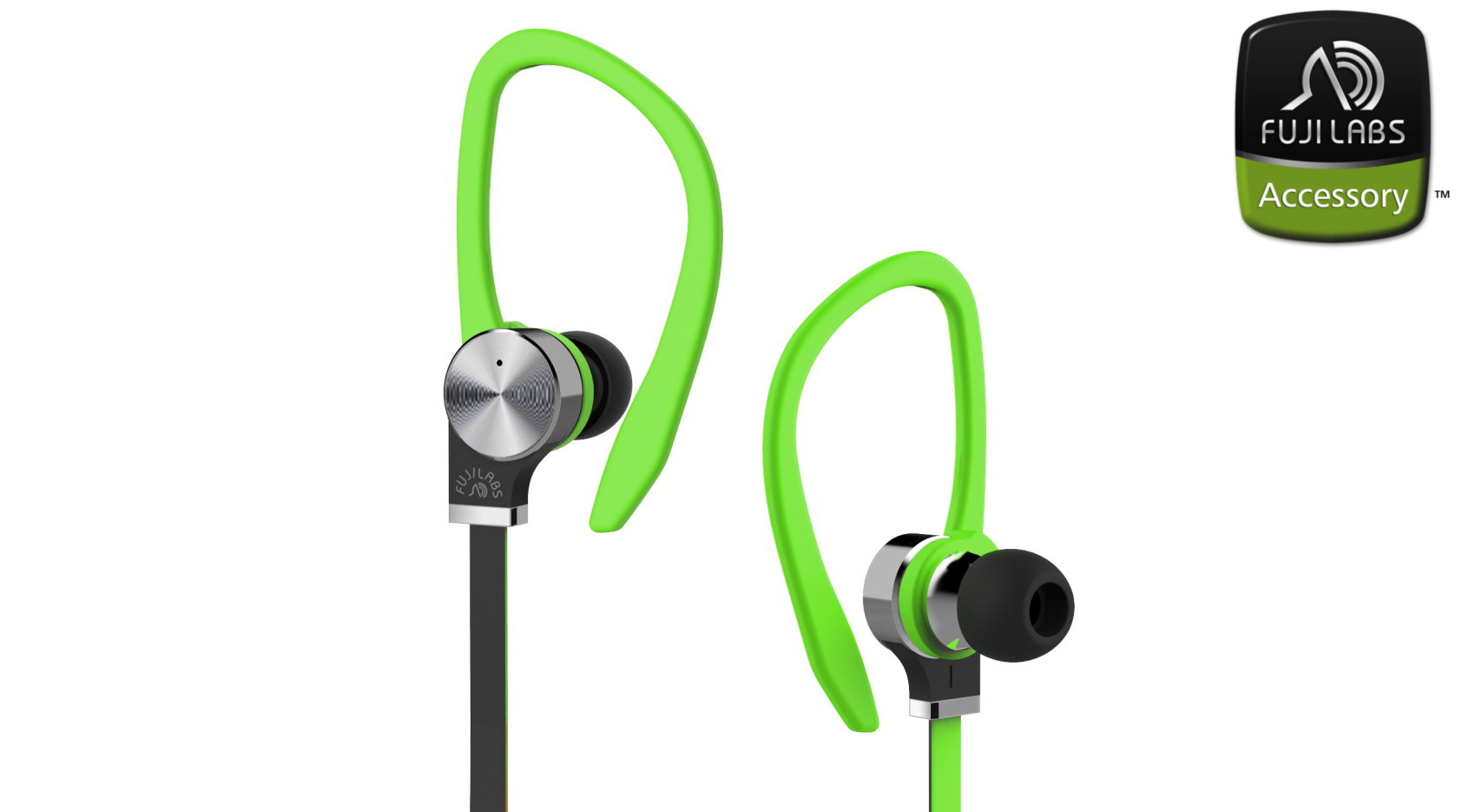 SQ306 BE In-Ear Headphones w/Mic Green
