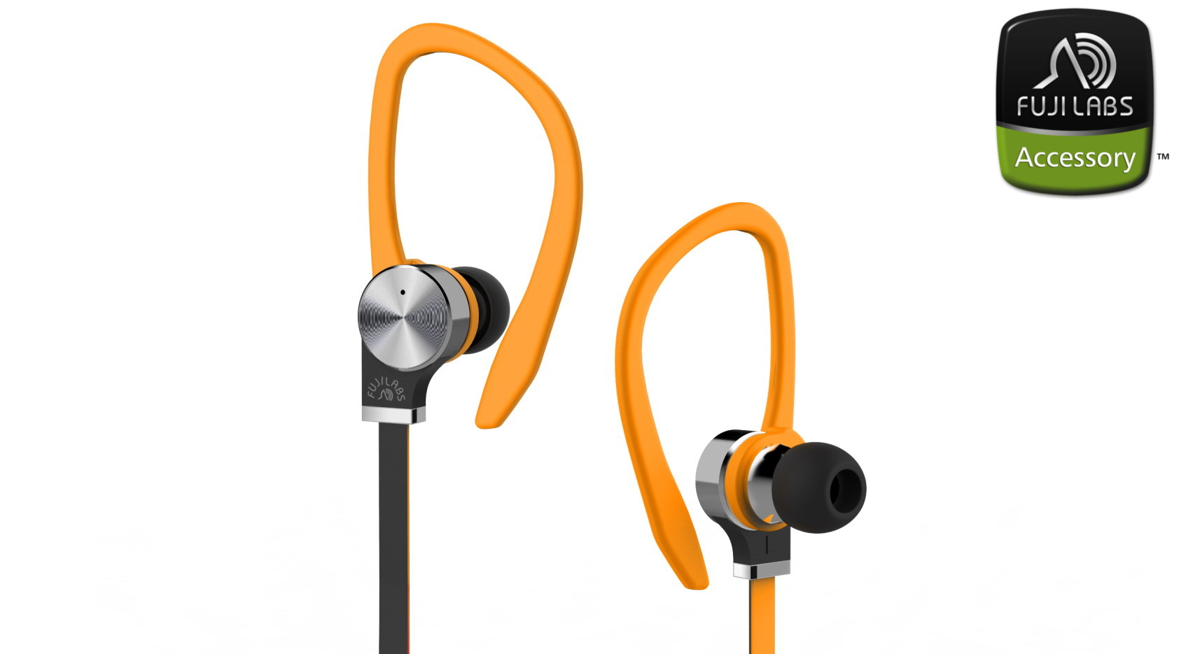 SQ306 BE In-Ear Headphones w/Mic Orange