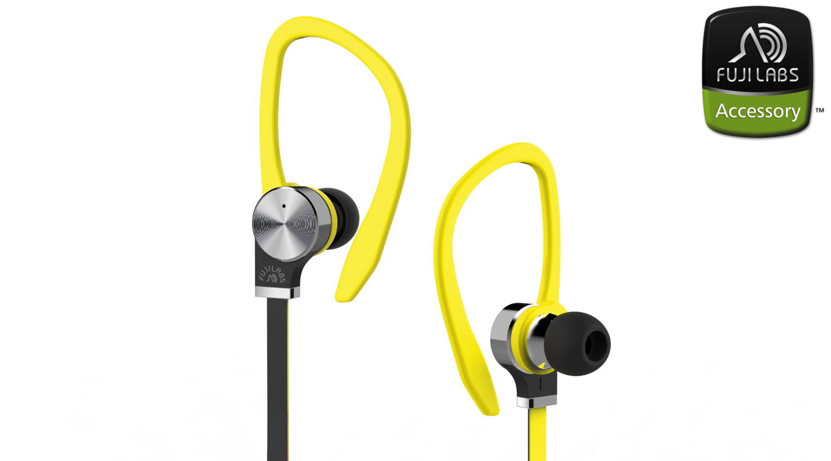 SQ306 BE In-Ear Headphones w/Mic Yellow