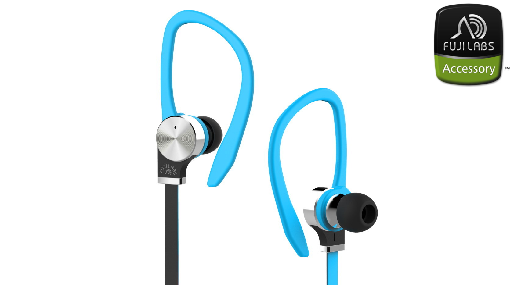 SQ306 TI In-Ear Headphones w/Mic Blue