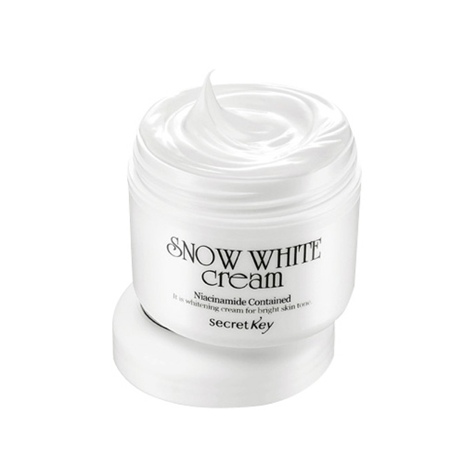[Secretkey] Snow White Cream 50g