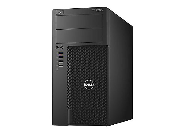 Dell Precision Tower 3620 Up to 85% efficient 290W Chassis, v2