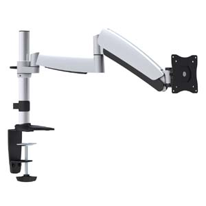 Fuji Labs Single Monitor Counterbalance Deskmount Stand for 13~2
