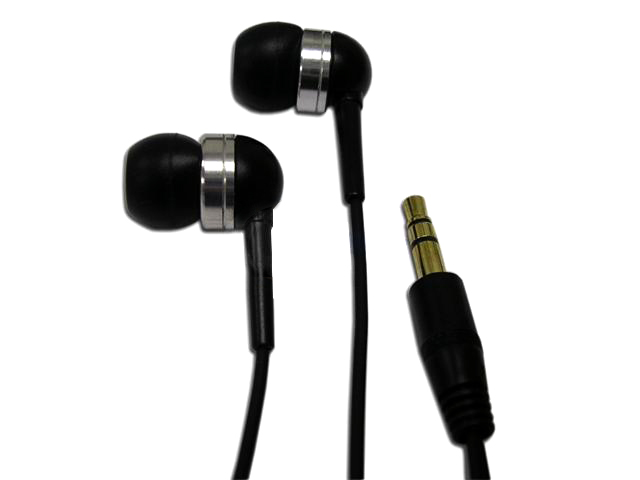 Fuji Labs Acoustic Sealing Silicon Earbuds Headphones