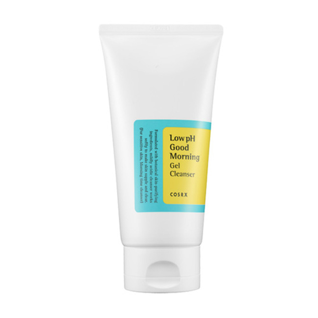 [Cosrx] Low pH Good Morning Gel Cleanser 150ml