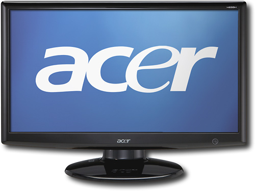 "Acer 23"" Widescreen Flat-Panel LCD Monitor"
