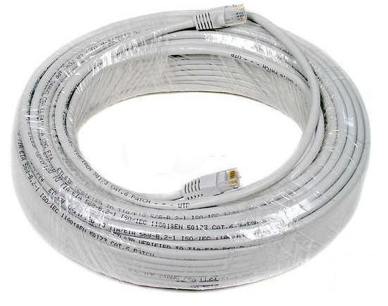 Fuji Labs CC5E-B100G 100 ft. Cat 5E Gray Network Cable