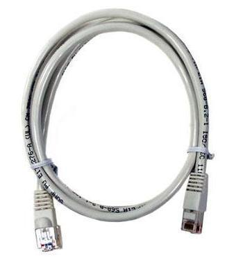 Fuji Labs CC6-B3G 3 ft. Cat 6 Gray Network Cable