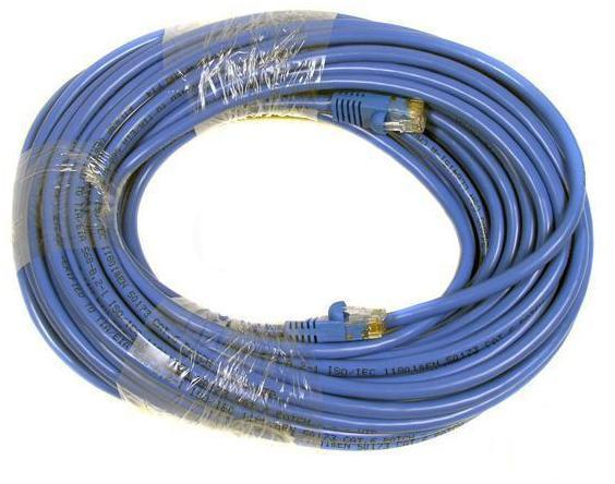 Fuji Labs CC5E-B100B 100ft. Cat 5E Blue Network Cable