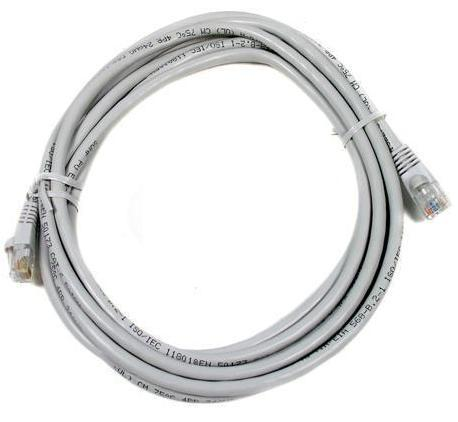Fuji Labs CC6-B10G 10 ft. Cat 6 Gray Network Cable