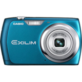 Casio Exilim EX-S8 Digital Camera, Blue