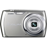 Casio Exilim EX-S8 Digital Camera, Silver