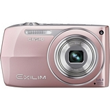Casio Exilim EX-Z2000 Digital Camera, Red