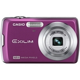 Casio Exilim EX-Z35 Digital Camera, Purple