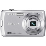 Casio Exilim EX-Z35 Digital Camera, Silver