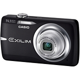 Casio Exilim EX-Z550 Digital Camera, Black
