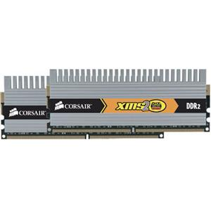 Corsair Dual Channel 4096MB PC6400 DDR2 800MHz Memory (2 x 2048M
