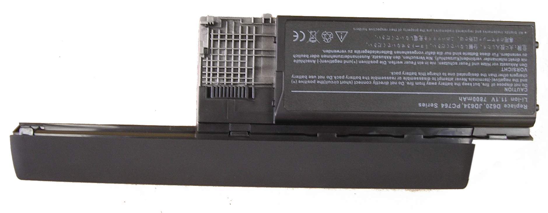 9-cell battery for Dell Latitude D620 D630 D631 D640