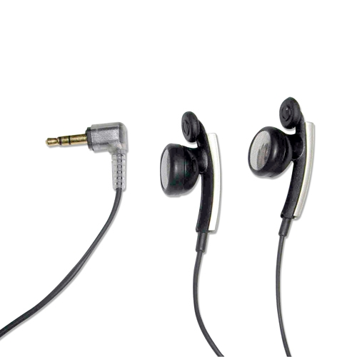 Twist-to-fit Style Pro Stereo Earphones