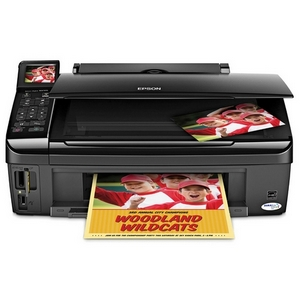 Epson Stylus NX515 Multifunction Printer