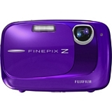 Fujifilm FinePix Z37 Digital Camera, Purple