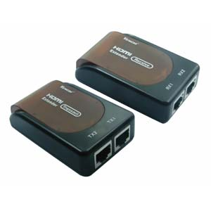 Fuji Labs HDMI Extender via Cat.5E/6 Ethernet/1080p