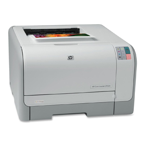 HP LaserJet CP1215 Laser Printer