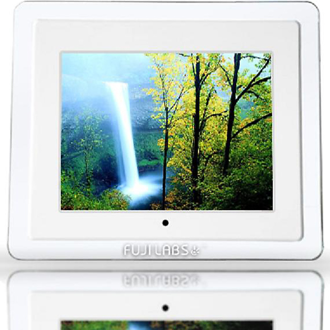 Fuji Labs 10.4 inch Hi-Res Digital Photo & Movie Frame