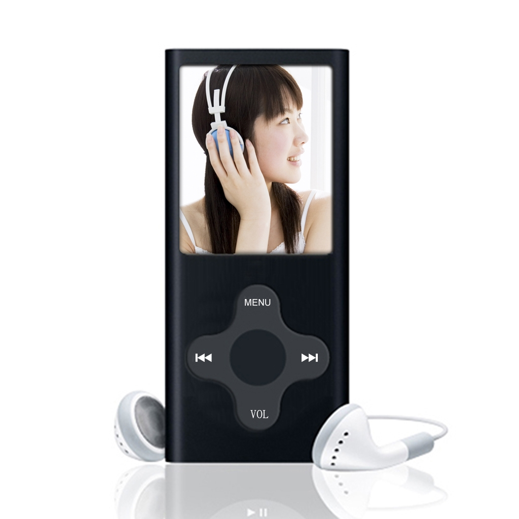 "Fuji Labs 1.8"" LCD Full Color 2GB MP3/4 Player"