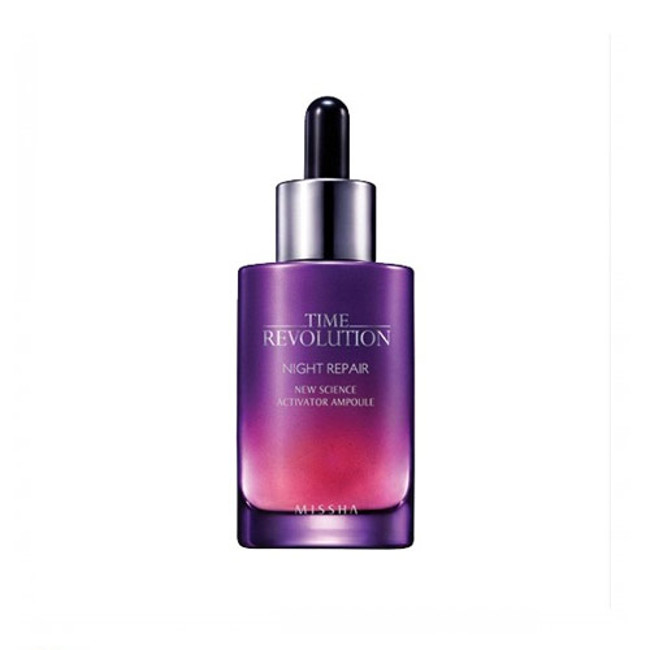 [Missha] Time Revolution Night Repair New Science Activator Ampo
