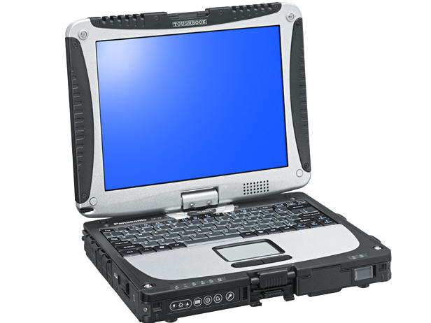 Panasonic Toughbook 19 - Core i5 1.06 GHz - 10.4″ - 2 GB R