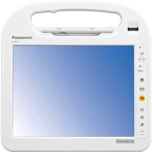 "Panasonic Toughbook CF-H1CEKRG6M 10.4"" Tablet PC - Atom Z540 1.8"