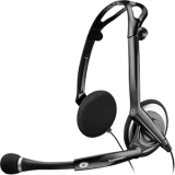 Plantronics .Audio Headset - Stereo - USB