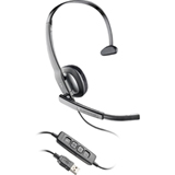 Plantronics Blackwire C210-M Headset - Mono - USB