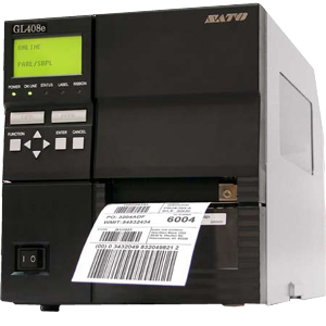 Sato GL408e Thermal Label Printer With Enhanced Ethernet