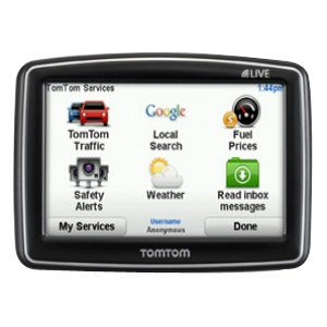 TOMTOM XL 340TM Automobile Portable Navigator