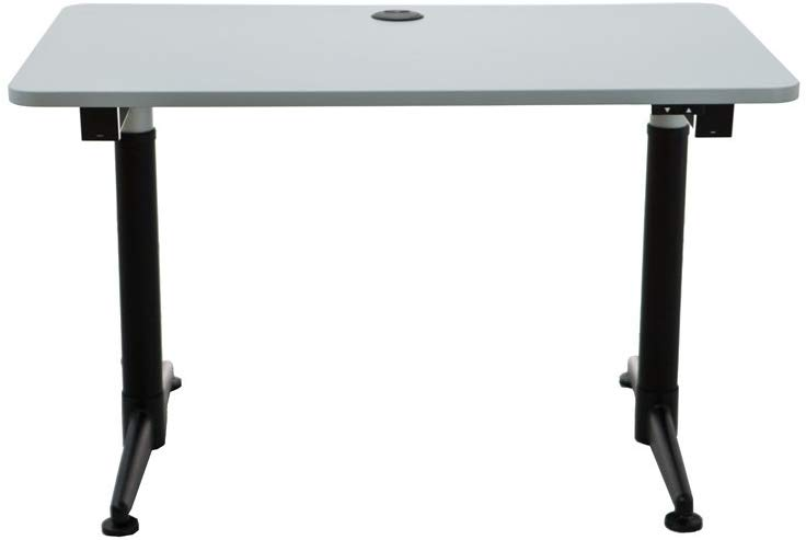 "Fuji Labs by Apex Electric Standing Desk (48"" Light Grey Top)"