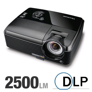 Viewsonic PJD6381 Short Throw DLP Projector