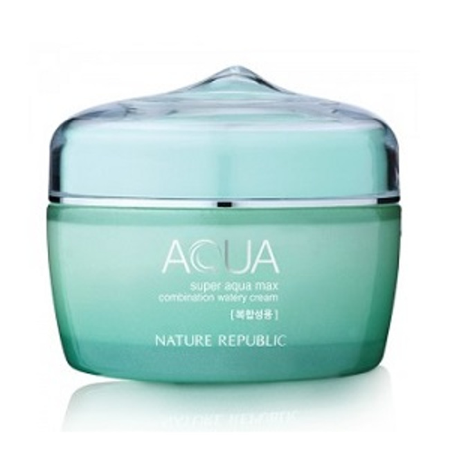 [Nature Republic] Super Aqua Max Combination Watery Cream