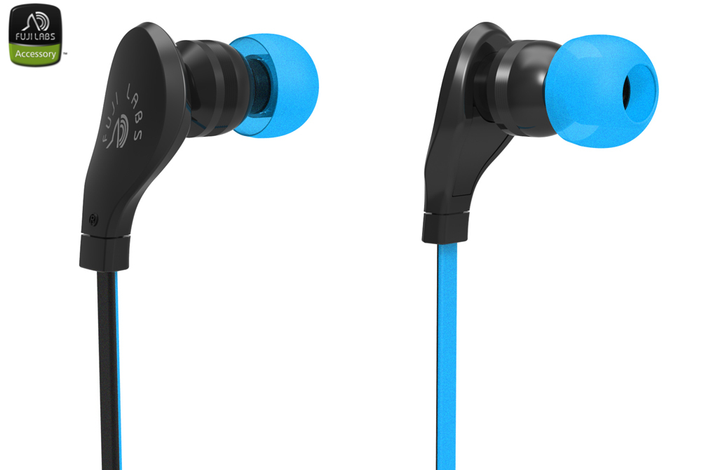 SQ203 In-Ear Headphones Blue