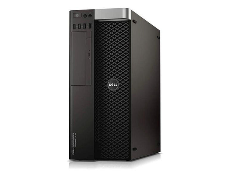 Dell Precision Tower 7810 825W Chassis, v2, BW - Intel® Xeon