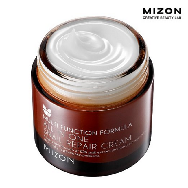 [Mizon] All In One Snail Repair Cream 75ml