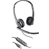 Plantronics Blackwire C220-M Headset - Stereo - USB