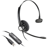 Plantronics Blackwire C610-M Headset - Mono - USB