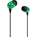 Polaroid PEP37 Earphone - Stereo - Green - Mini-phone