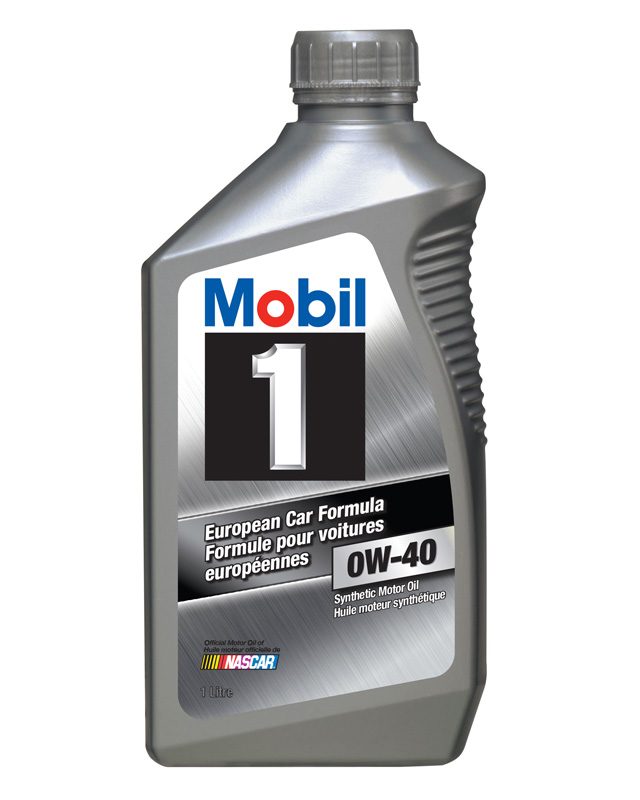 Mobil 1 0w-40 Synthetic Motor Oil - 1 Quart (Pack of 6)