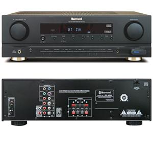 Sherwood RX-4503 A/V Receiver - Click Image to Close